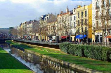 Centre-ville de Perpignan