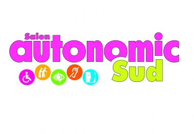 Logo salon autonomic de Toulouse