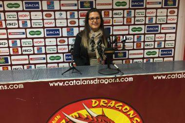 Sophie, qui travaille au centre régional UNADEV de Perpignan