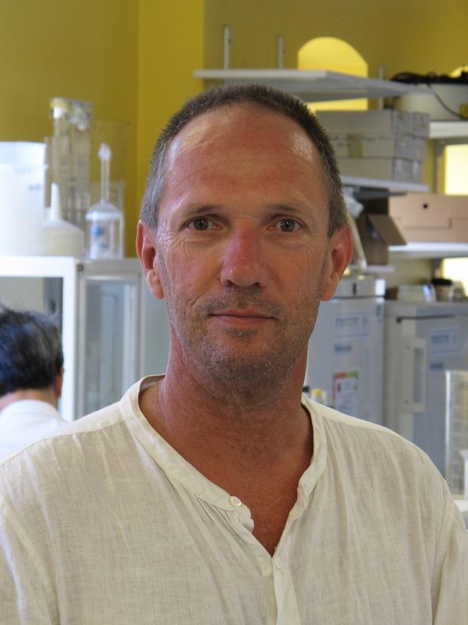 Portrait visage de Guy Lenaers