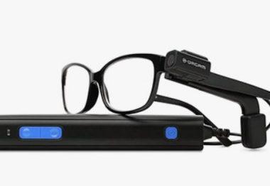 Dispositif MyEye de Orcam