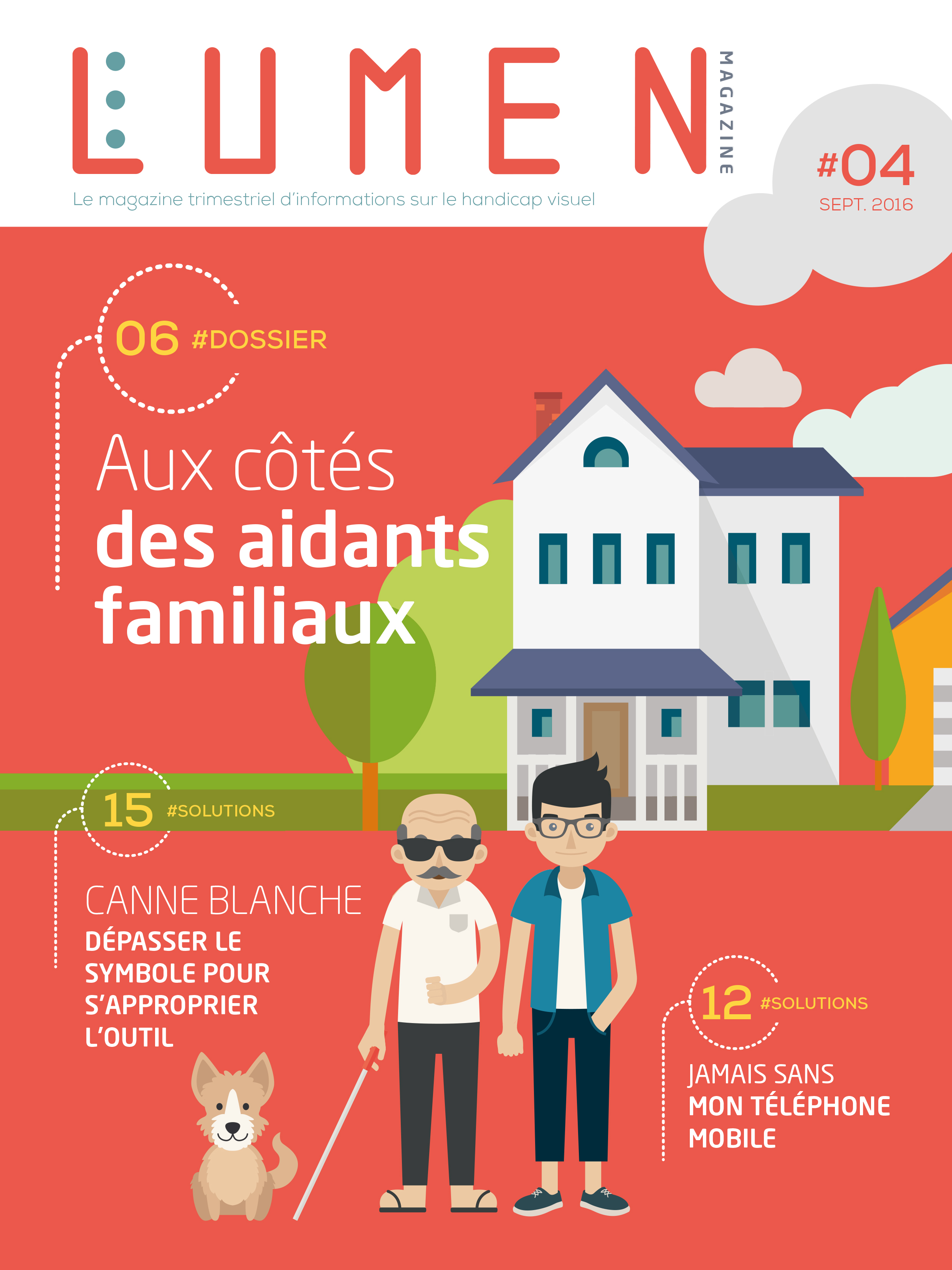 Magazine LUMEN n°4