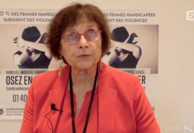 Maudy Piot psychanaliste interviewée par France 5
