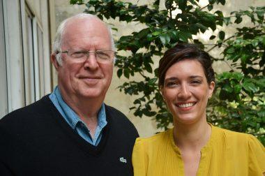 Jean-Pierre Morel et Vanessa Pigassou vos interlocuteurs du Service Legs, Donations et Assurance-vie