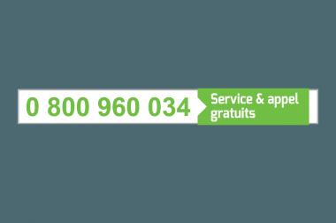 Le numéro vert du Service des Legs, Donations et Assurance-vie