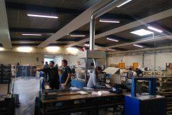 MAchines et travailleurs handicapés au sein de l'EI Presta