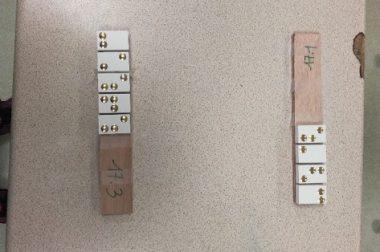 Photos de chiffres en braille