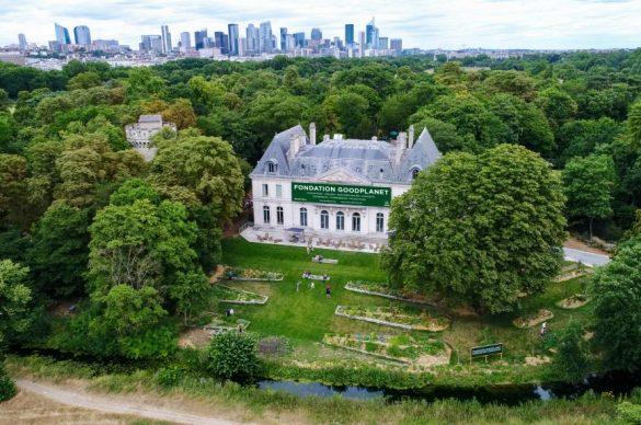 Chateau de Longchamps