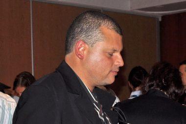 Franck Pruvost de profil