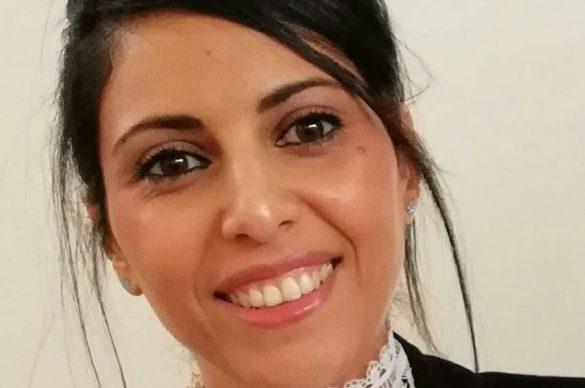 Portrait Sonia Sammou souriante