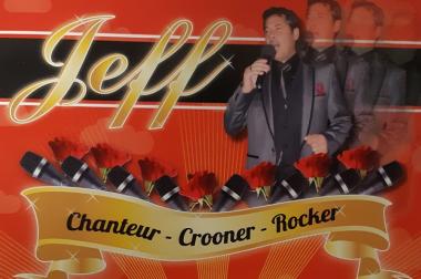 Affiche crooner