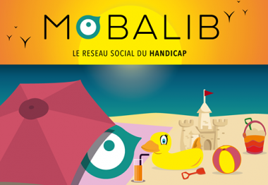 Affiche été Mobalib