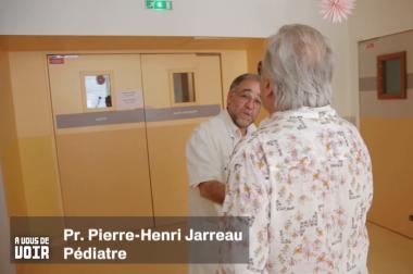 professeur Pierre Henri Jarreau