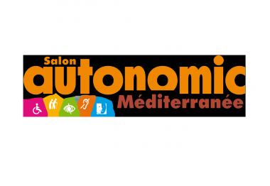 Logo du salon Autonomic Méditerrannée