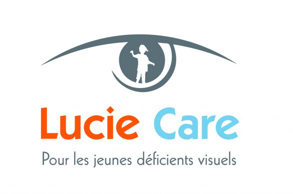 Le logo du fonds de dotation Lucie Care