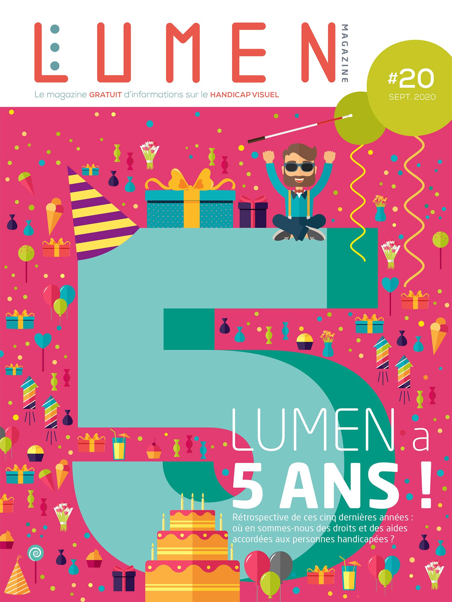 Dernier magazine Lumen