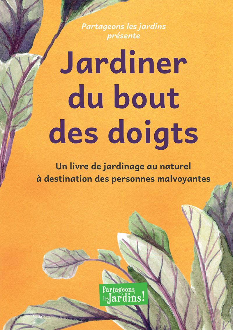 Couverture du livre Jardiner du bout des doigts